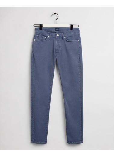 Gant Erkek Extra Slim Fit Pantolon Mavi